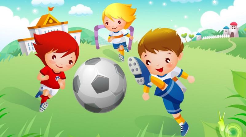 Набор на отделение «Футбол»