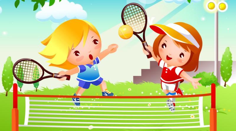 Набор на отделения «Теннис» и «Настольный теннис»