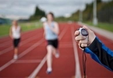 Поздравляем воспитаника с присвоением I спортивного разряда по легкой атлетике