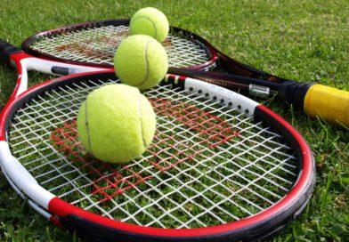 Наши победы в турнире по теннису