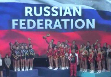 2 место на чемпионате мира по акробатическому рок-н-роллу дисциплина «Формейшн-мастерс»
