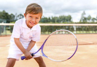 Дополнительный набор в группы дошколят большого тенниса