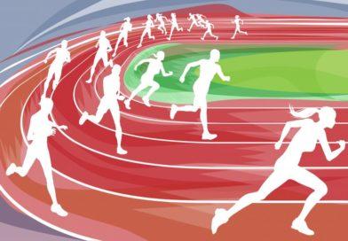 Наши победы в легкой атлетики