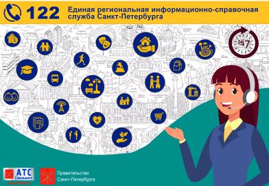 Единая региональная информационно-справочная служба «122»